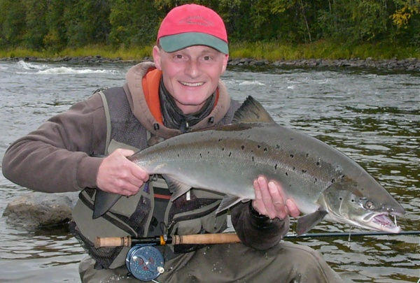 Umba Lodge Salmon