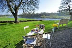 - view of Tweed from Sunnyside, Milne Graden