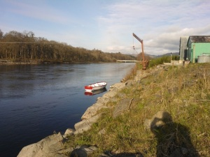 Burbane Beat, River Tay