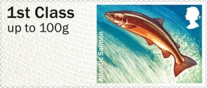Royal Mail Atlantic Salmon