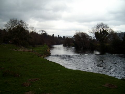 Property For Sale In Wales With Salmon Fishing Salmon