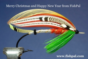 FishPal Christmas Fly - Paul Little