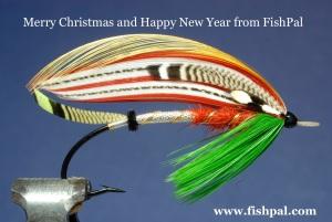 FishPal Christmas Fly - Paul Little