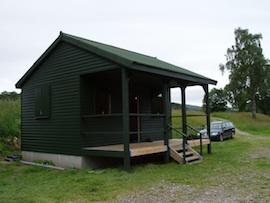 Delagyle Fishing Hut